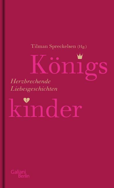 Königskinder als Buch