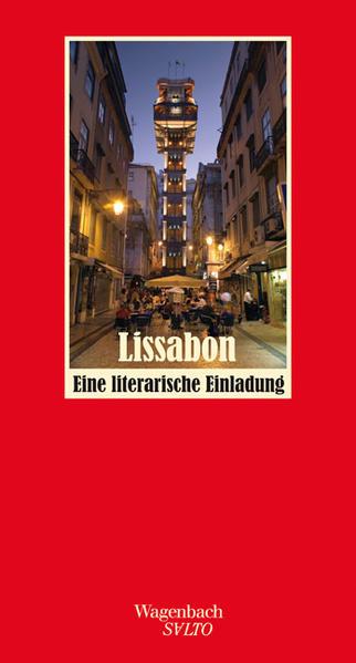 Lissabon - Eine literarische Einladung als Buch...