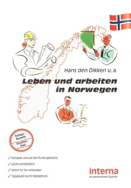 Leben und arbeiten in Norwegen als Buch von Han...