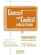 Concert and Contest Collection for Trombone: Piano Accompaniment