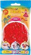 Hama - Bügelperlen im Beutel ca 1000 Stck Rot