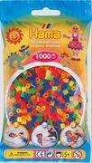 HAMA Bügelperlen Midi - Neon Mix 1000 Perlen