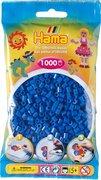 Hama - Bügelperlen im Beutel ca 1000 Stck Hellblau