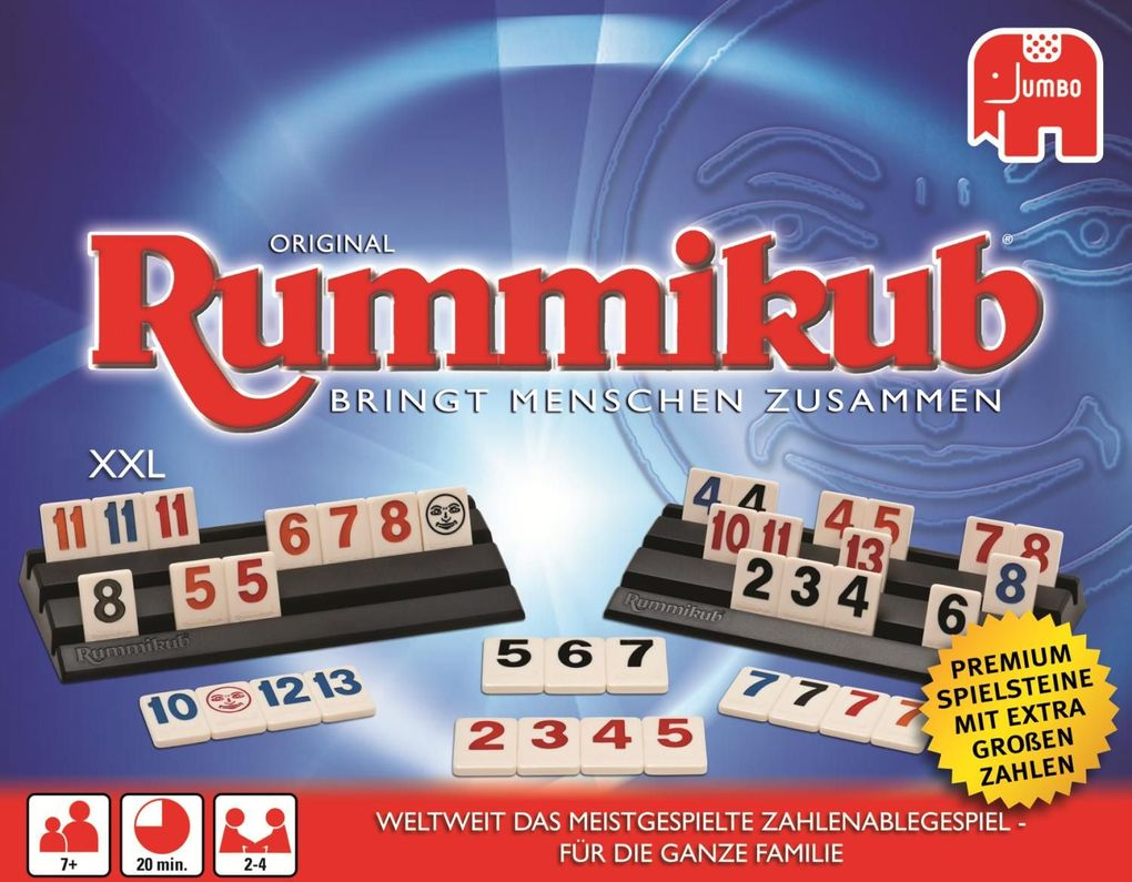 Original Rummikub XXL als Spielware