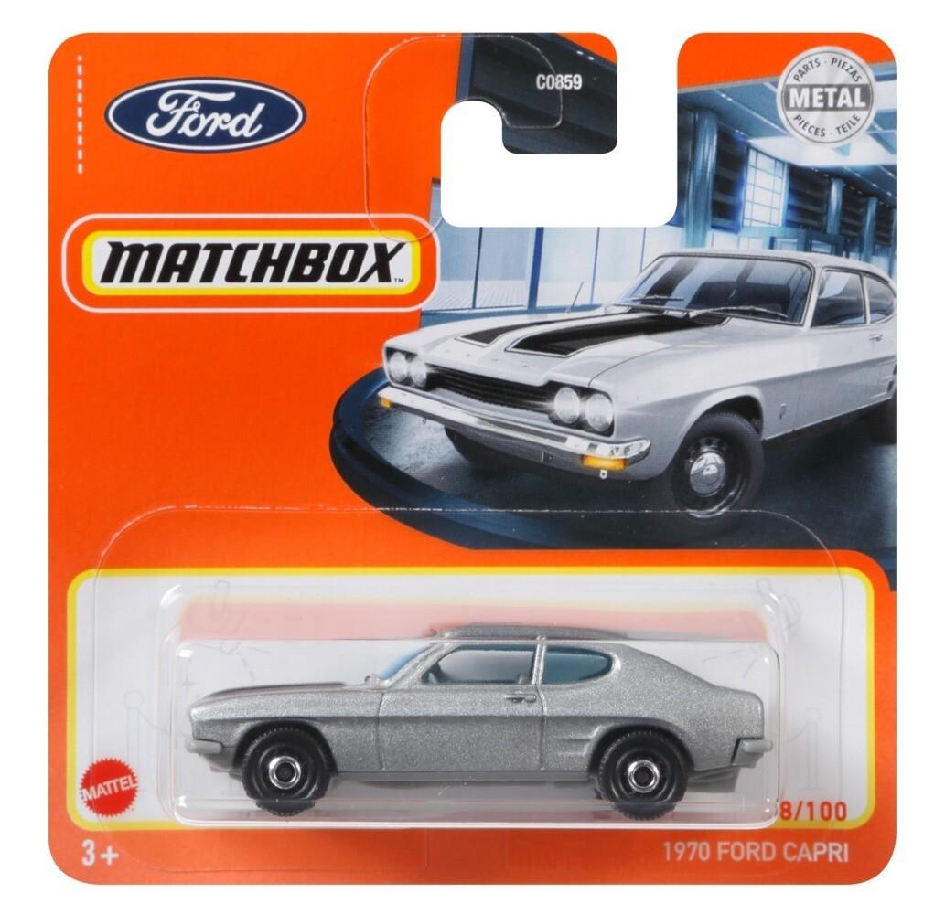 Mattel - Matchbox Fahrzeuge 1-75 Sortiment