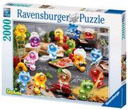 Ravensburger Spiel - Gelini - Küche, Kochen, Leidenschaft, 2000 Teile