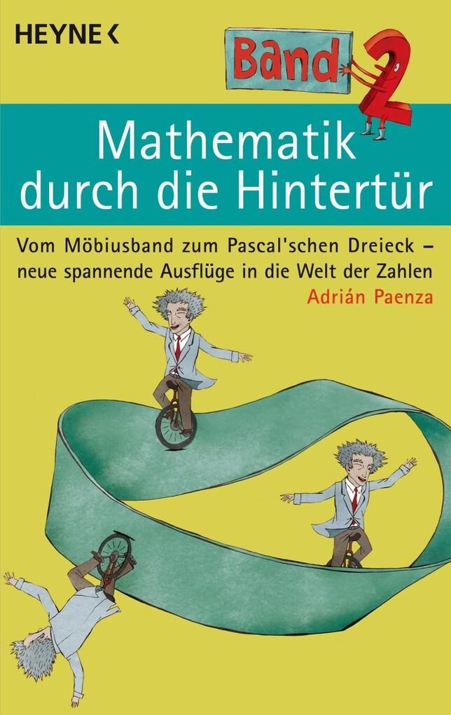 Mathematik durch die Hintertür - Band 2 als eBo...