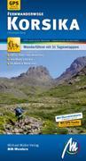 Korsika Fernwanderwege - GR20 - Mare e Mondi - Mare a Mare Süd - Mare e Mondi Nord