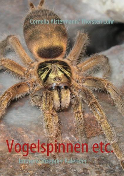 Vogelspinnen etc. als Buch von Cornelia Aisterm...