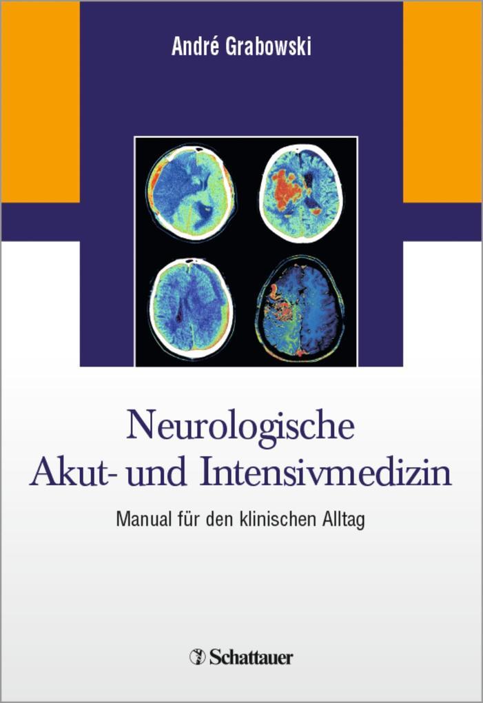 Neurologische Akut- und Intensivmedizin als Buc...