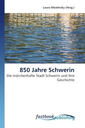 850 Jahre Schwerin als Buch von