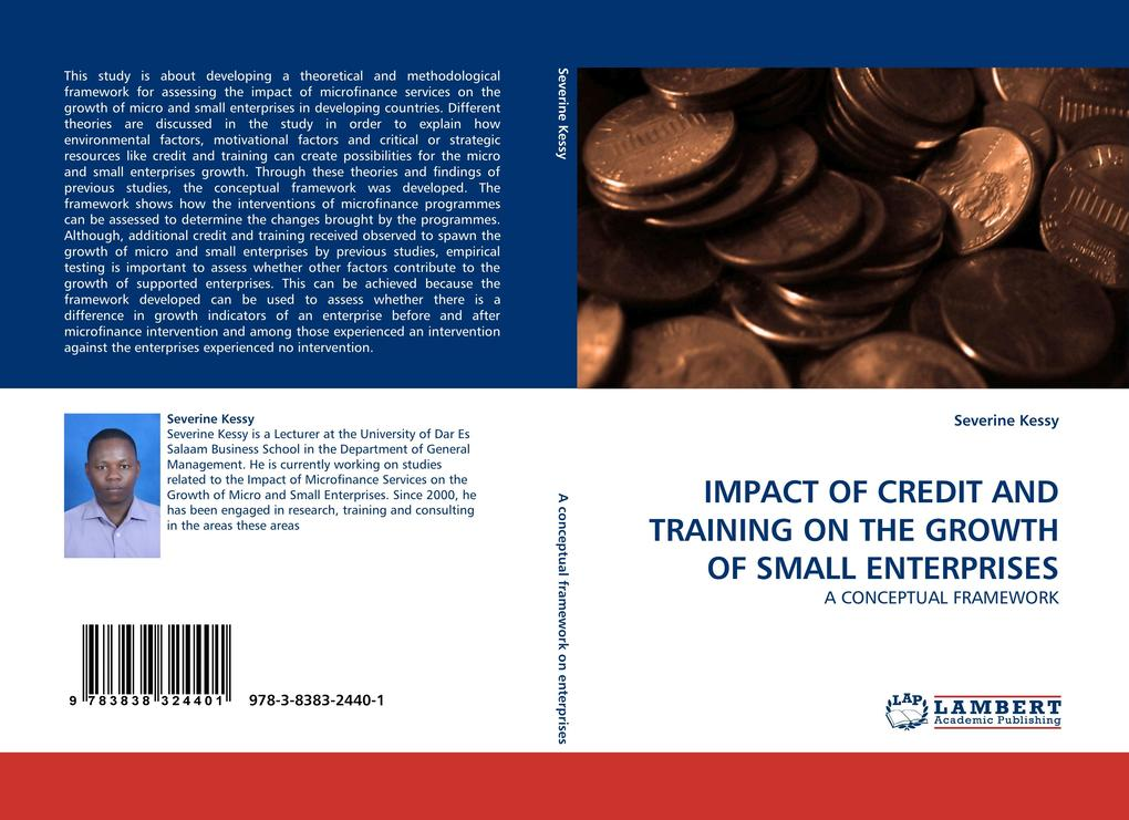 IMPACT OF CREDIT AND TRAINING ON THE GROWTH OF ...