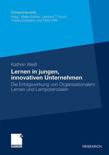 Lernen in jungen, innovativen Unternehmen als B...