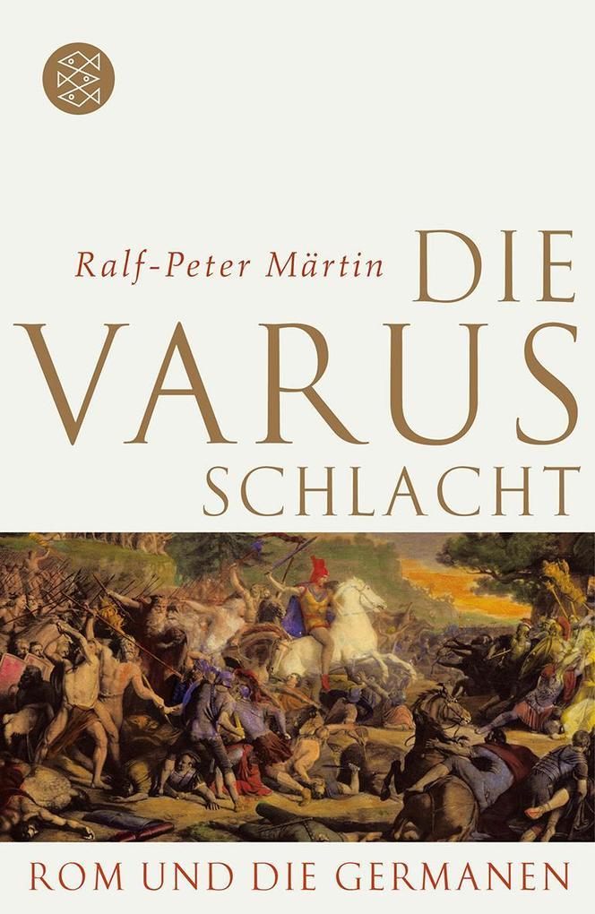 Die Varusschlacht als Taschenbuch von Ralf-Pete...