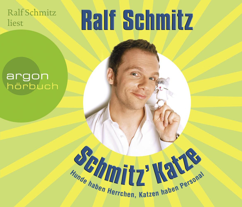 Schmitz´ Katze (Hörbestseller) als Hörbuch CD v...