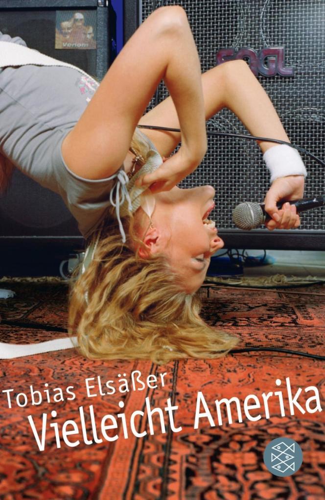 Vielleicht Amerika als Taschenbuch von Tobias E...