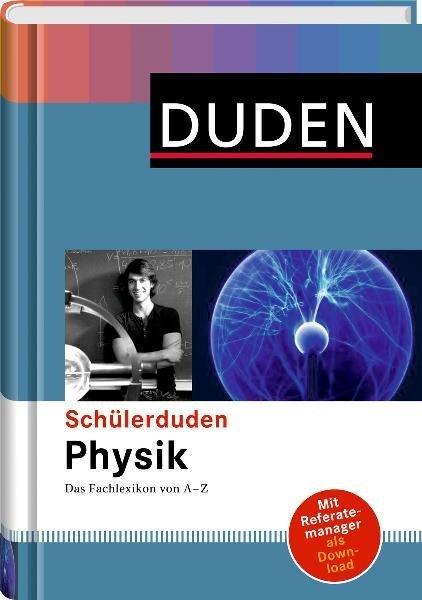 Duden. Schülerduden Physik als Buch