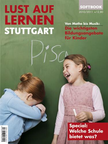Lust auf Lernen Stuttgart 2010/2011 als Buch von