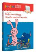 bambinoLÜK-Set. Elefant und Hase - die allerbesten Freunde