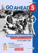 Go Ahead 5. Jahrgangsstufe. Schulaufgabentrainer (Neubearbeitung). Ausgabe für sechsstufige Realschulen in Bayern