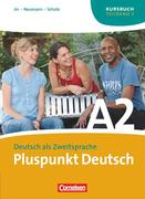 Pluspunkt Deutsch. Neue Ausgabe. Teilband 2 des Gesamtbandes 2 (Einheit 8-14). Kursbuch