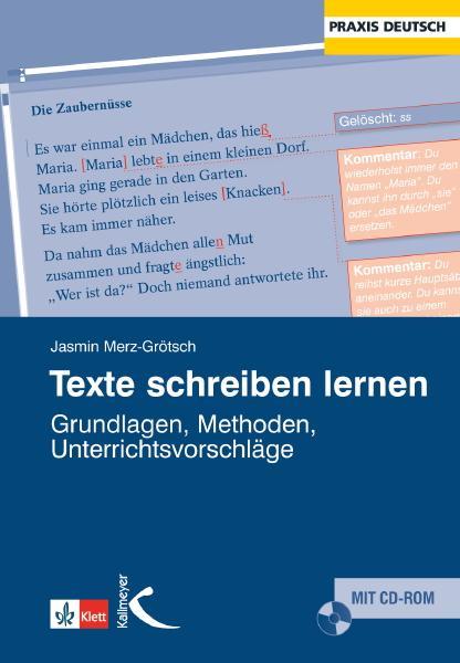 Texte schreiben lernen als Buch von Jasmin Merz...