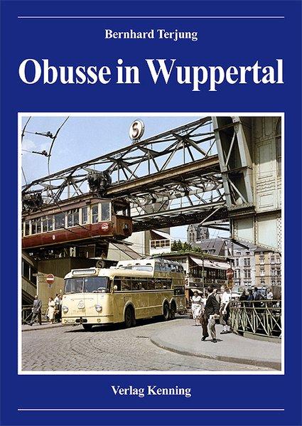Obusse in Wuppertal als Buch von Bernhard Terjung