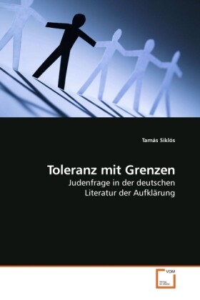 Toleranz mit Grenzen als Buch von Tamás Siklós