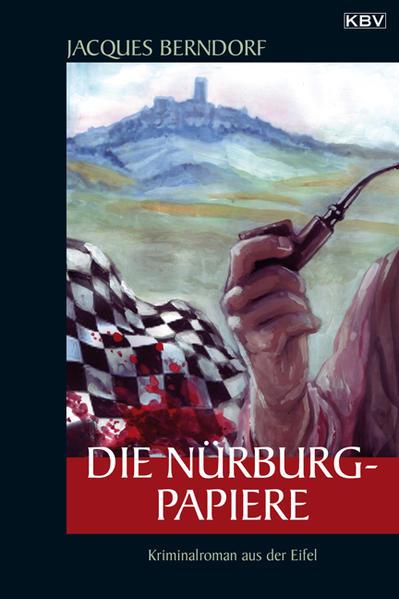 Die Nürburg-Papiere als Buch