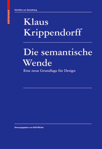 Die semantische Wende als Buch von Klaus Krippe...