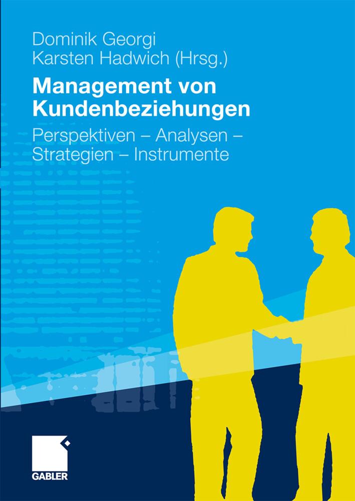 Management von Kundenbeziehungen als Buch
