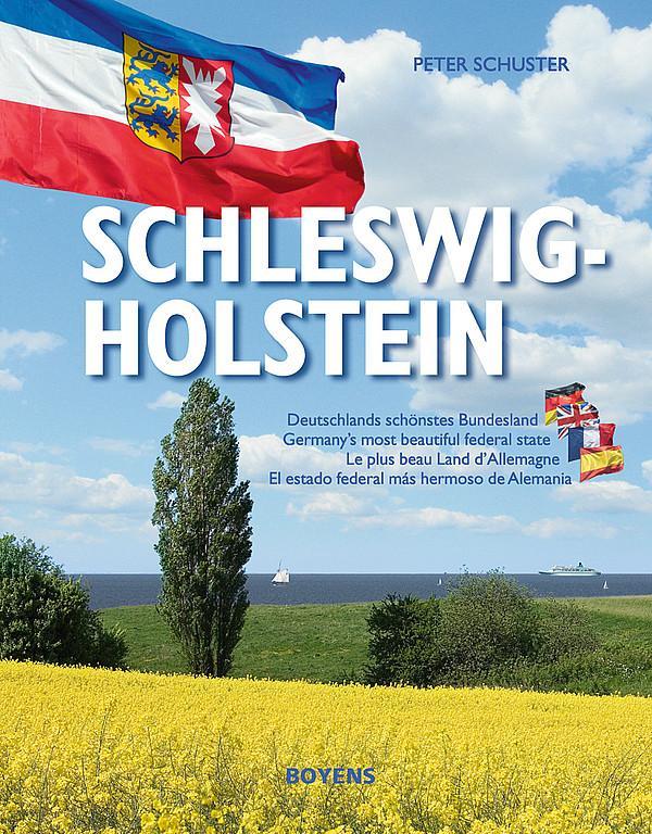 Schleswig-Holstein als Buch von Peter Schuster