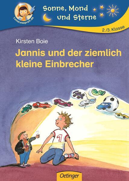 Jannis und der ziemlich kleine Einbrecher als Buch (gebunden)