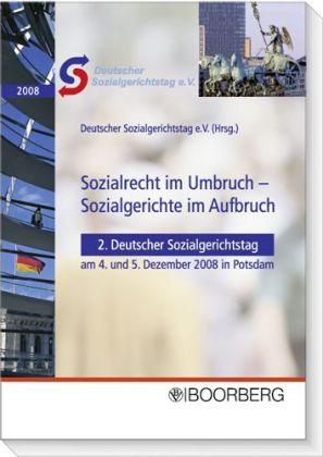 Deutscher Sozialgerichtstag - Sozialrecht im Um...