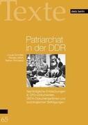 Patriarchat in der DDR