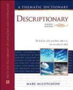 Descriptionary: A Thematic Dictionary