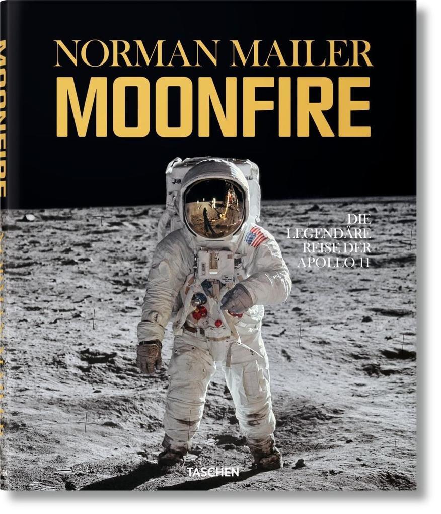 Norman Mailer, MoonFire als Buch von Norman Mailer