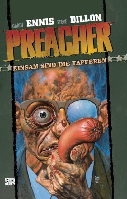 Preacher 07 - Einsam sind die Tapferen als Buch