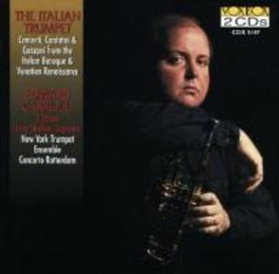 Italian Trumpet/Edward Carroll