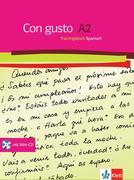 Con gusto. Trainingsbuch mit Mini-CD - A2