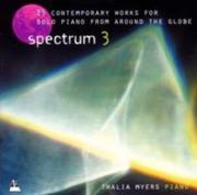 SPECTRUM 3-CONTEMPORARY PIANO
