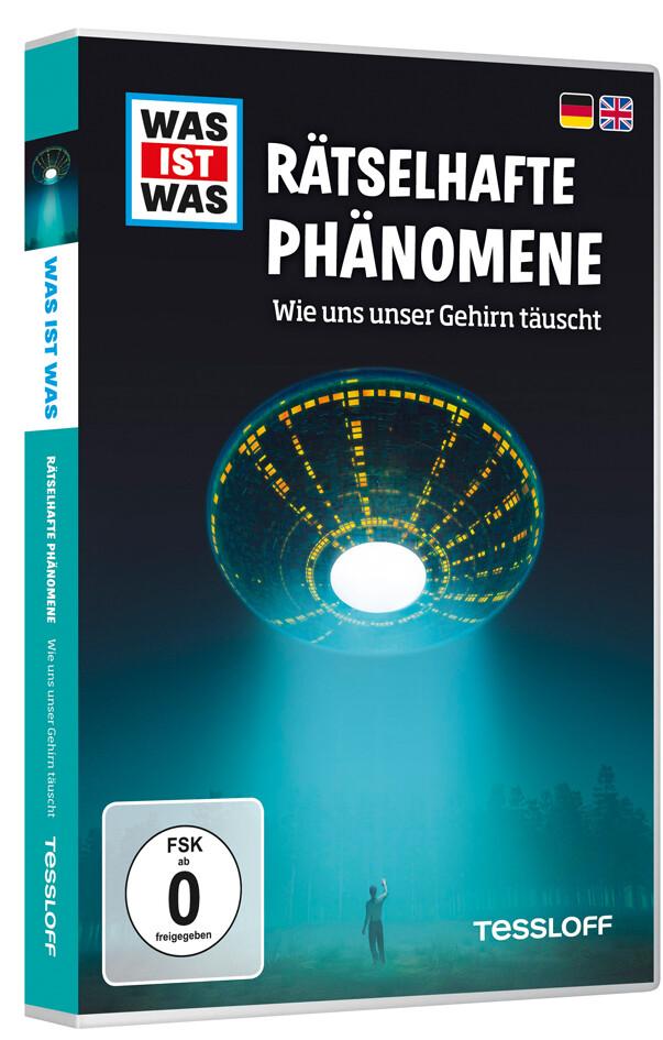 Was ist was DVD: Rätselhafte Phänomene. Wie uns...
