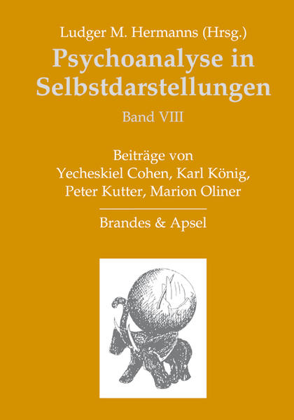 Psychoanalyse in Selbstdarstellungen 8 als Buch...