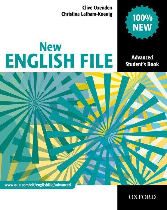 English File - New Edition. Advanced. Student´s...