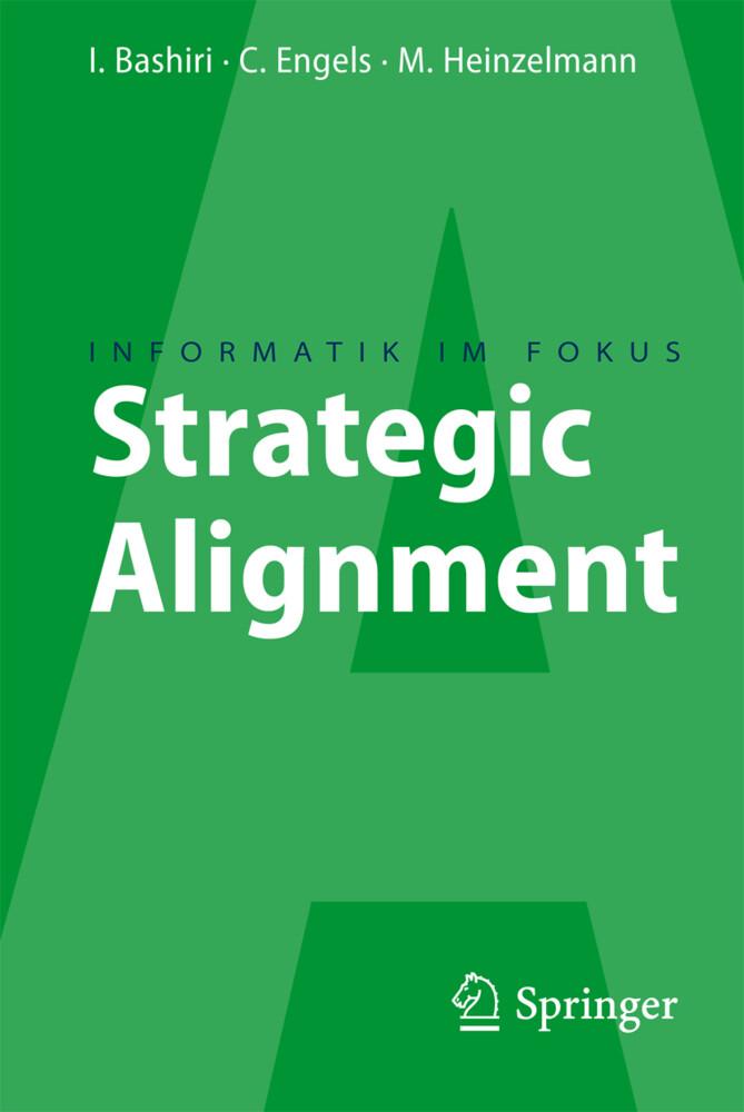 Strategic Alignment als Buch von Iman Bashiri, ...