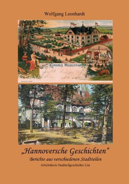 Hannoversche Geschichten als Buch von Wolfgang ...