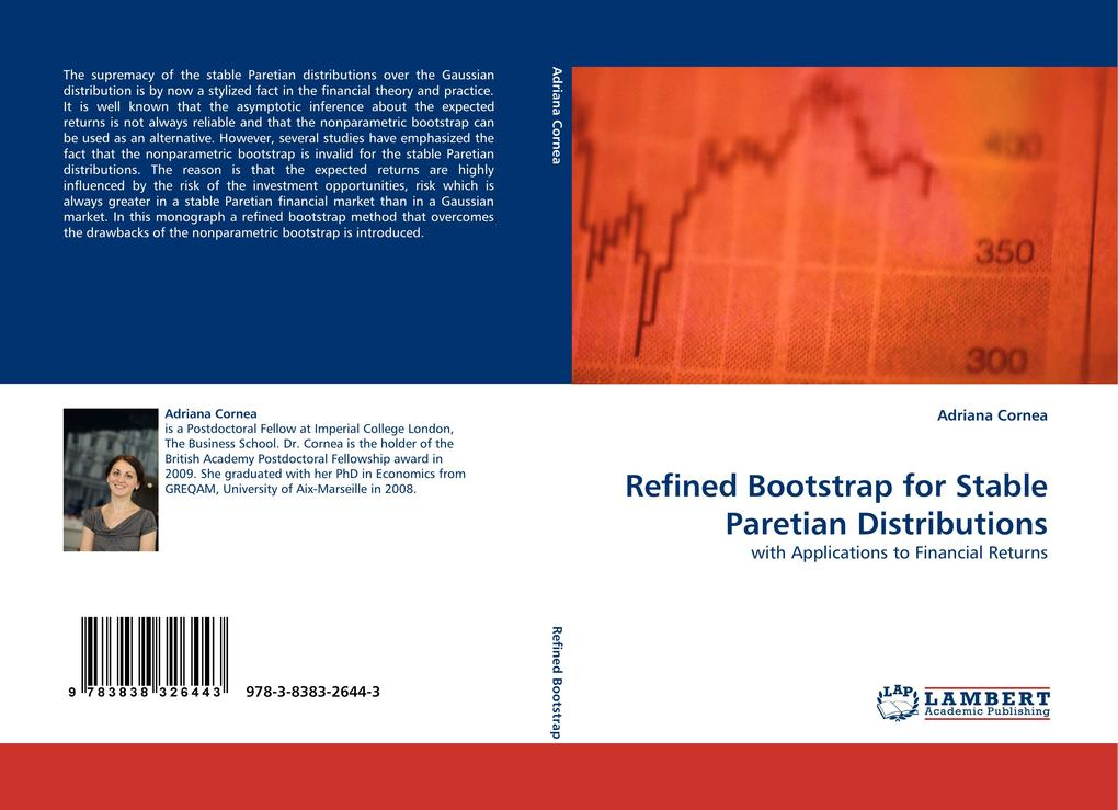 Refined Bootstrap for Stable Paretian Distribut...