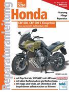 Honda CBF 600 ab Modelljahr 2008