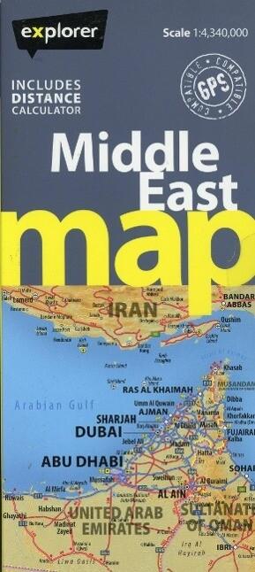 Middle East Road Map als Buch von