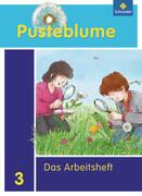 Pusteblume. Das Sachbuch 3. Arbeitsheft. Nordrhein-Westfalen